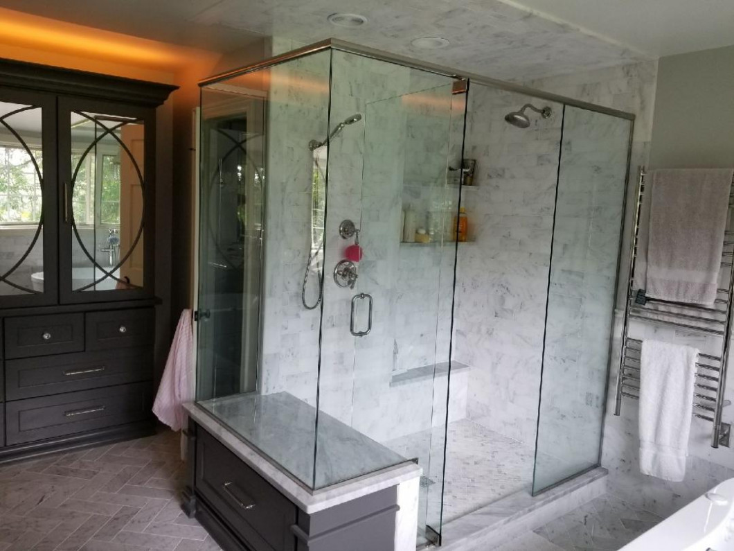 Shower doors made for your bathroom